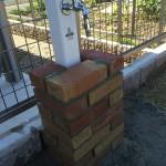 「3-3レンガ積み編」標準の立水栓をDIYで改造しよう!