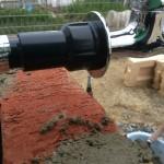 「レンガ加工編3-7」標準の立水栓をDIYで改造しよう!