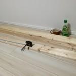 初めての木工DIY 初心者ですがイス作ってみました。
