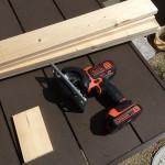 1×4材のみで作るイスの作り方。初めての木工DIY