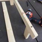 カンタン構造の傘立を木工DIYで使って作ってみた。