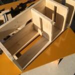 SPFの1×4材で可動式のブックスタンドを作ってみた。木工DIY