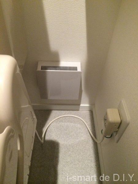 トイレ 換気扇