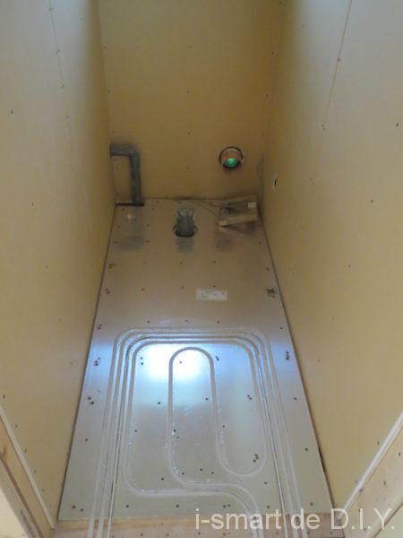 トイレ 床暖房