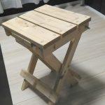(木工DIY)折りたたみ椅子を作ってみよう!1×4材(ワンバイフォー材)