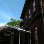 今年の明治村の夏の風物詩は「かさね屋敷の幽霊」学習院長官舎