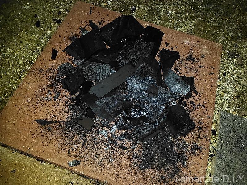 焼肉 七輪 炭