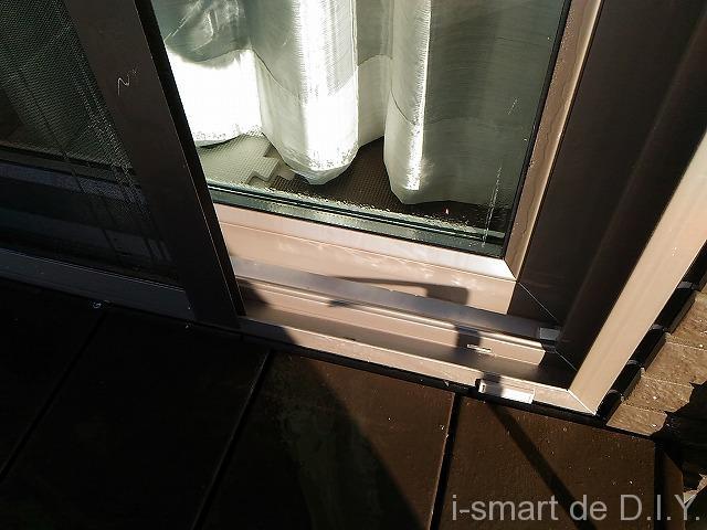 桟 高圧洗浄 窓