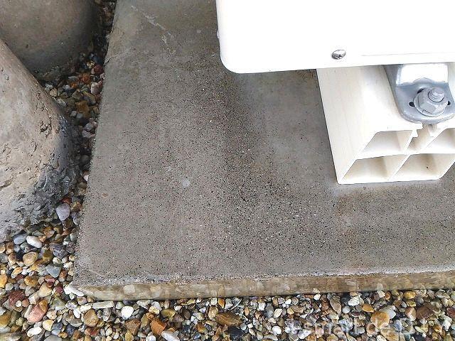 コンクリート 高圧洗浄