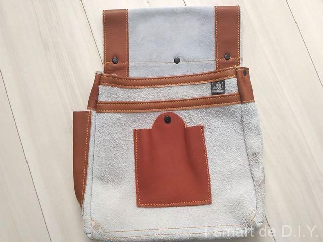 腰袋 DIY