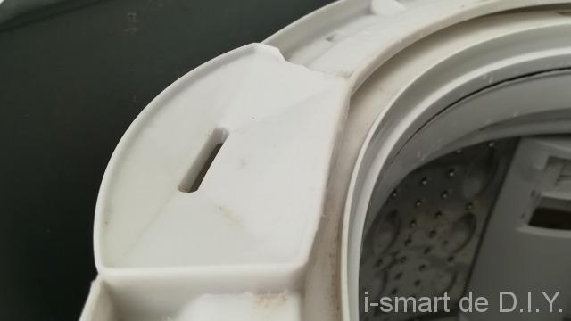 洗濯機 分解清掃