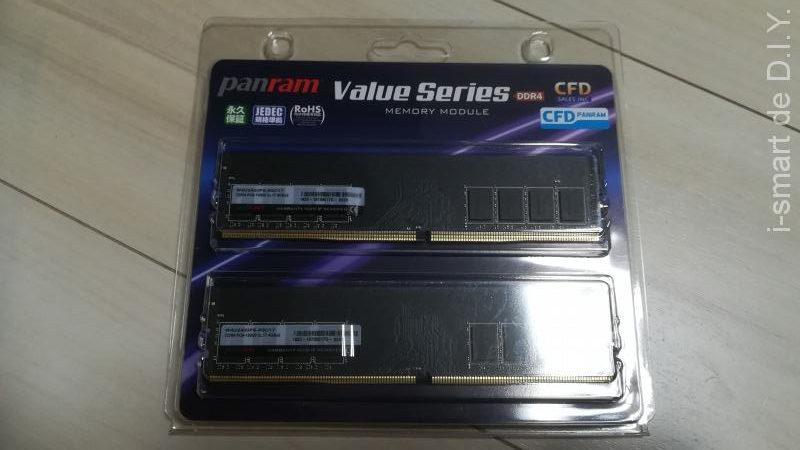 DDR4 メモリ