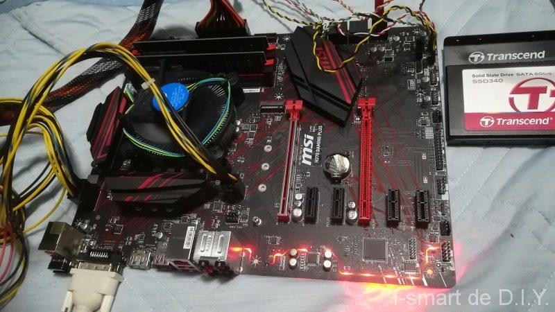 自作PC DIY