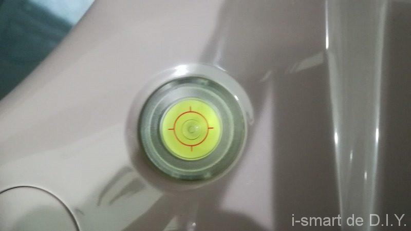 洗濯機 水平