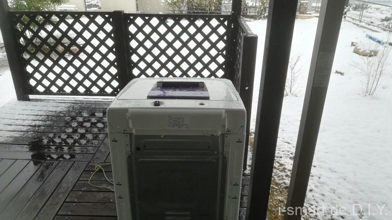 洗濯機 廃棄 処分