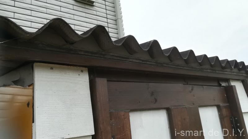 ガーデンシェッド 物置 屋根