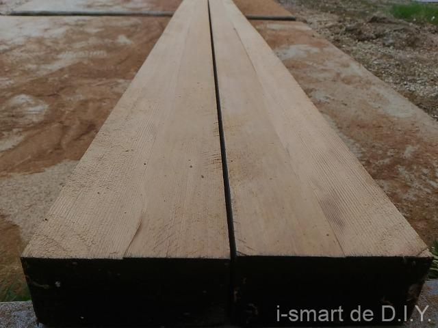 木材 縦割り