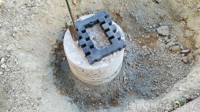 DIY 束石