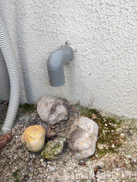 一条工務店 エアコン ドレン排水