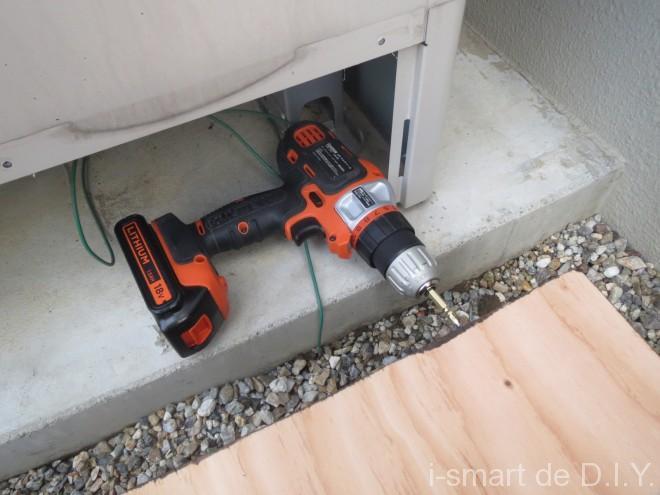 ガーデンシェッド 物置 DIY 組み立て