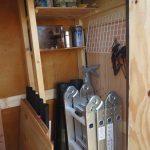 13,ブラックアンドデッカーで作るガーデンシェッド(物置小屋)DIY 棚作成編