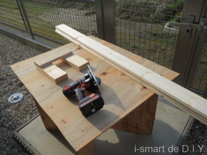 木工DIY ブックシェルフ ブラックアンドデッカー
