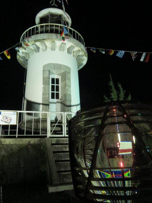 あかりの明治村 菅島灯台