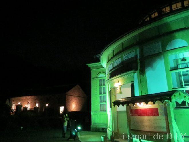 あかりの明治村 宇治山田郵便局