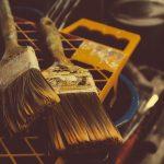ウッドデッキをDIYで作ろう!10-2 塗料の出し方と二度塗り