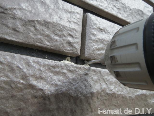 外壁 固定 タイル